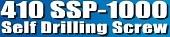 -SAIMA- 410SSP-1000 Self Drilling Screw