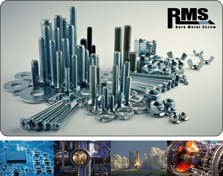 Rare Metal Screw RMS
