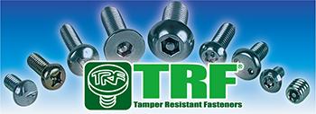 Tamper Resistant Fasteners