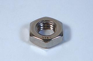 Hex Nut type3 | Japanese Standard Screws | Saima Corporation