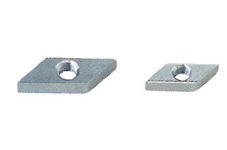 Rhombus Nut | Japanese Standard Screws | Saima Corporation