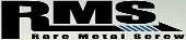 -SAIMA- Rare Metal Screw RMS
