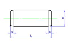 Parallel Pin type B | SAIMA CORPORATION