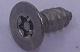 PIN FLAT HEAD 6-LOBE TAPPING SCREWS 3.5x13 | Tamper Resistant Fasteners