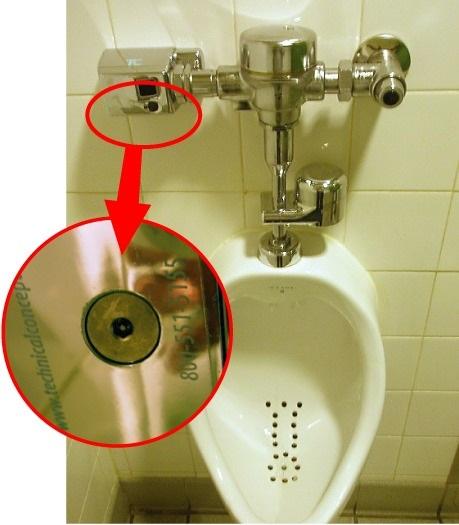 TRF toilet