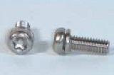 PIN-PAN HEAD<br>6-LOBE MACHINE SCREWS(SW)