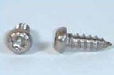 PIN-PAN HEAD<br>6-LOBE TAPPING SCREWS TYPE A