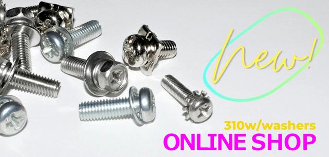 Macine Screws with Washer | 310w/washer | Saima Corporation