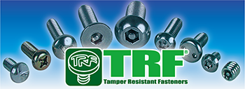 Tamper Resistant Fasteners TRF(Tamper Proof) | Saima Corporation