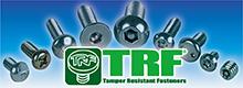 Security screw TRF