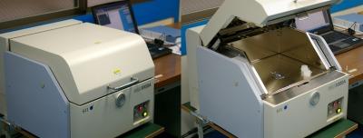 蛍光X線分析器
