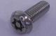 ピン・ボタン 6-ロブ ボルトM3x6 | いたずら防止ねじ | サイマコーポレーション