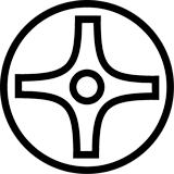 いたずら防止ねじ『TRF』十字ピンPH | サイマコーポレーション